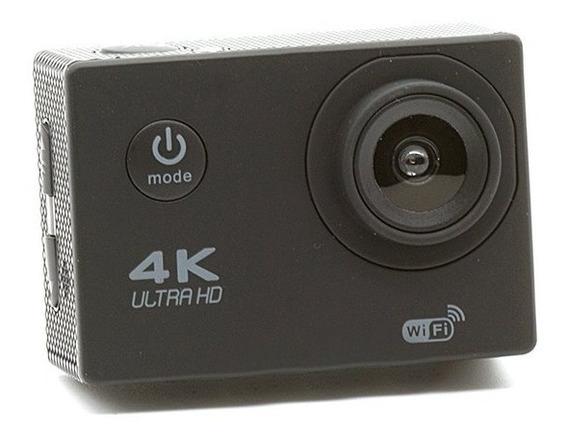 Câmera Action Gopro 4k Sports Hd Prova Dágua 12x Sem Juros
