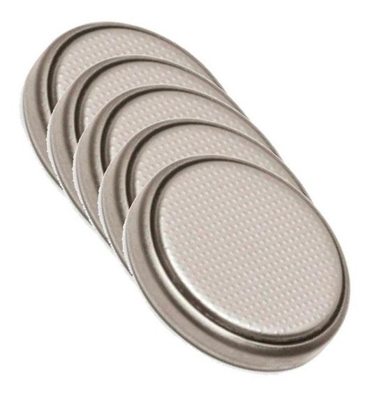 Bateria Cr 2032 3v Lithium Kit Com 5 Peça Placa Mãe Controle