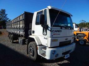 Ford Cargo 2422 6x2 Graneleiro 2006 Ótimo Estado