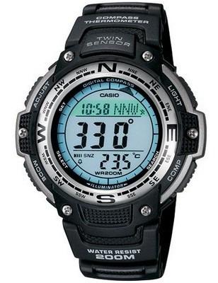 Relógio Casio Standard Masculino Outgear Sgw-100-1vdf