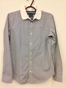 Brecho Luxo! Camisa Ralph Lauren Feminina Original!