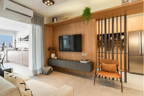 Apartamento Para Venda Em São Paulo, Vila Albertina, 2 Dormitórios, 1 Suíte, 2 Banheiros, 1 Vaga - Cap2725_1-1256957