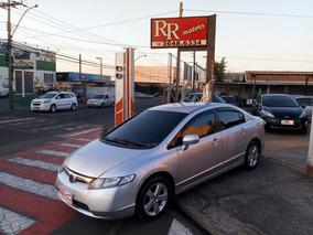 Honda Civic 1.8 Lx Aut. 4p