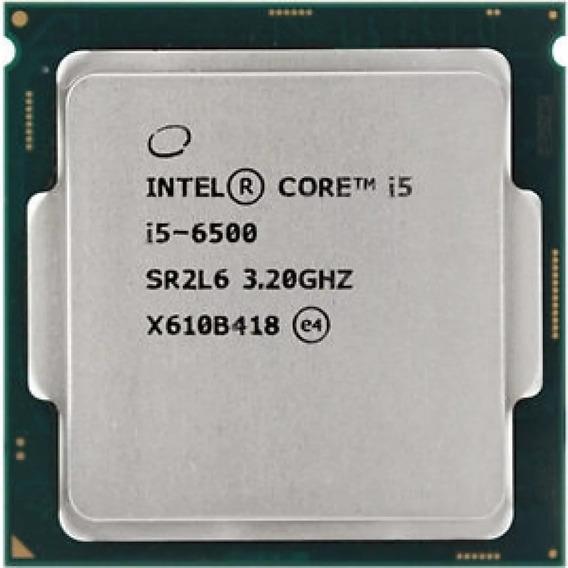 Processador Intel Core I5 6500 3.2 Ghz 1151 6ª Geração - O&m