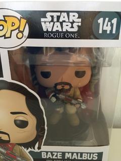 Star Wars Funko Pop Baze Malbus, Rouge One
