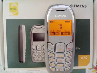 Siemens A70 Peça Raro Para Colecionador 100\:funcionando
