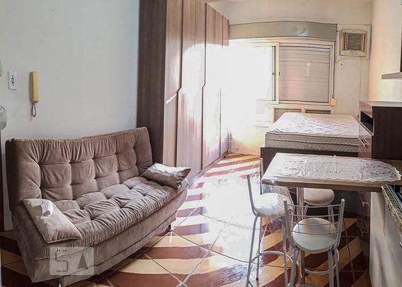 Apartamento Para Aluguel - Centro, 1 Quarto, 35 - 893121958