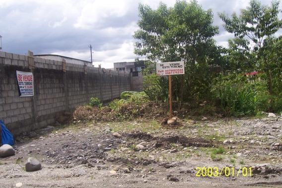 Venta De Terreno Cerca Del Nuevo Hospital Puyo