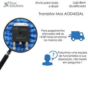 Transistor Mos Aod452al