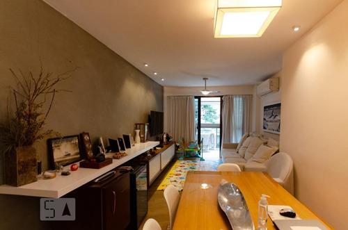 Apartamento À Venda - Gávea, 3 Quartos,  107 - S893132116