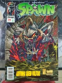 Spawn N° 32 Ed. Abril