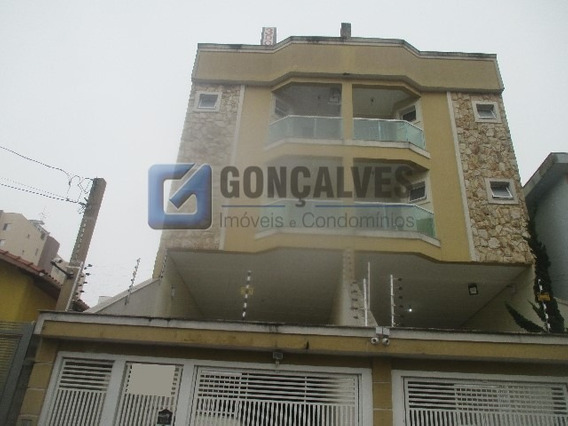 Venda Apartamento Cobertura Santo Andre Campestre Ref: 94941 - 1033-1-94941