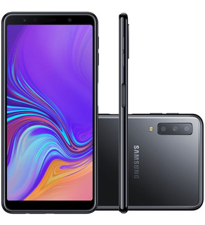 Samsung Galaxy A7 A750g 128gb Dual 24mp 6