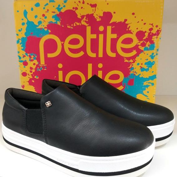 Tênis Petit Black. Tênis Petit Original.