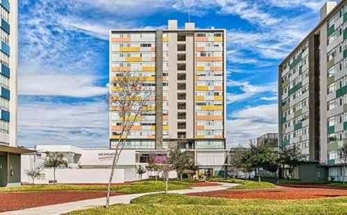 Renta Departamento Garza Sada, Itesm (tec) De Monterrey, N.l,