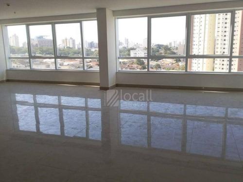 Sala Para Alugar, 41 M² Por R$ 1.800/mês - Nova Redentora - São José Do Rio Preto/sp - Sa0386
