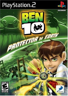 Ben 10 Protector Of Earth Up Shop