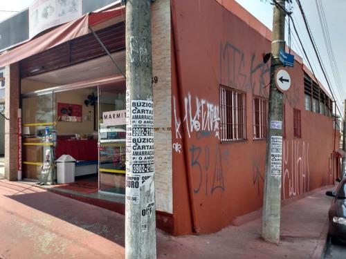 Salão À Venda, 140 M² Por R$ 950.000,00 - Pirituba - São Paulo/sp - Sl0212