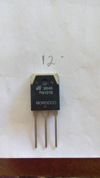 Transistor Fn1016 Morocco Paralelo Kit Com 2 Peças
