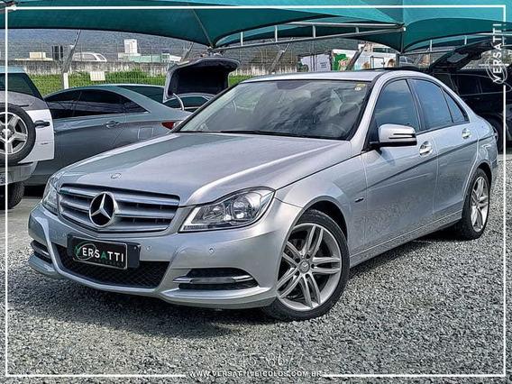 Mercedes-benz C 180 Cgi Classic 1.8 16v 4p