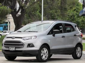 Ford Ecosport Se Mt R16 2013 Plata