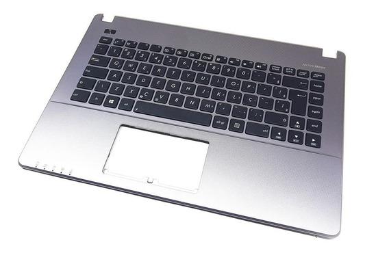 Teclado E Base Notebook Asusx401/a /e1/1eb/1ei Aexja60010