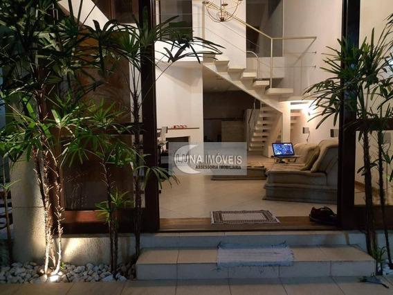 Casa Com 2 Dormitórios À Venda, 170 M² Por R$ 640.000,00 - Jardim Hollywood - São Bernardo Do Campo/sp - Ca0050