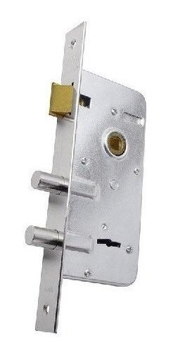 Cerradura De Seguridad Doble Perno Piccolo / Bertolo
