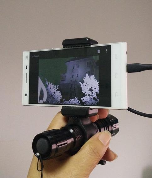 Câmera Infrav De Visão Noturna Para Celular - Caça Noturna