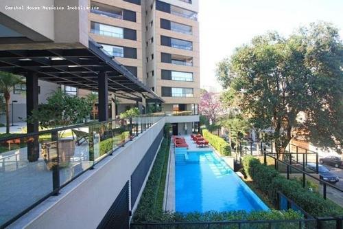 Apartamento Para Venda Em São Paulo, Alto Da Lapa, 3 Dormitórios, 3 Suítes, 5 Banheiros, 3 Vagas - Cap1767_1-1180147
