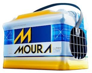 Bateria Moura 60ah !!! Entrega Somente Curitiba !!!