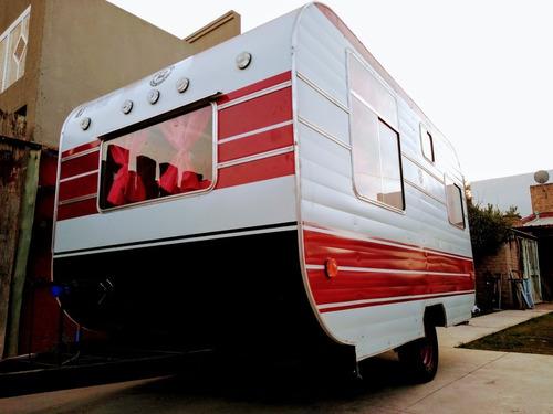 Imagen 1 de 11 de Rodante 00 Km Modelo 420 Para 4 Pax, Full,  En Bahía