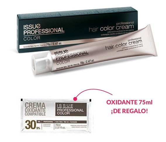Tintura Issue Professional Color X 70gr Profesional