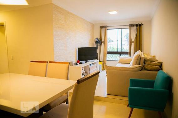 Apartamento À Venda - Cambuci, 3 Quartos, 75 - S893030003