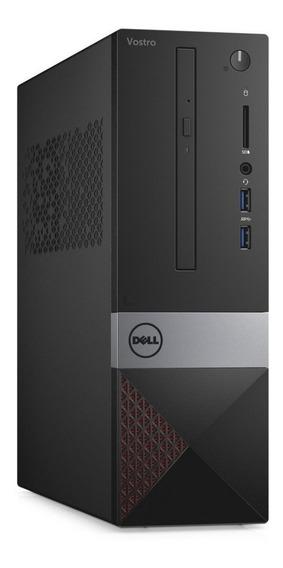Desktop Dell Vostro Vst-3470-a40 I7 8gb 1tb W10 Pro Tpm 2.0