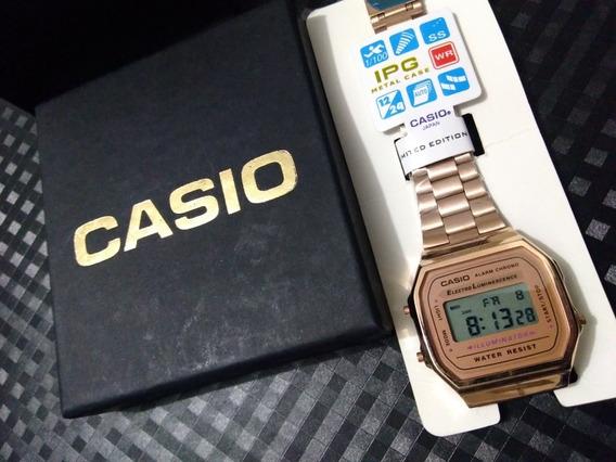 Relógio Casio Vintage Rose
