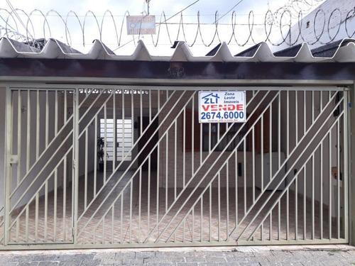 Casa À Venda, 140 M² Por R$ 680.000 - Vila Antonieta - São Paulo/sp - Ca2722