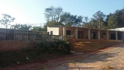 Chácara Com 2 Dormitórios Para Alugar, 13000 M² Por R$ 6.500/mês - Santa Clara - Jundiaí/sp - Ch0015