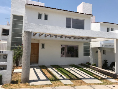 Casa En Renta Centro Sur Ubicadisima Monteblanco Iii Secc
