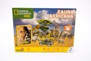 Rc 3d Nat Geo Kids Fauna Africana Jca-2027
