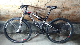 Bicicleta Mtb Aro 29 Full Suspension (m) Scott Spark 930