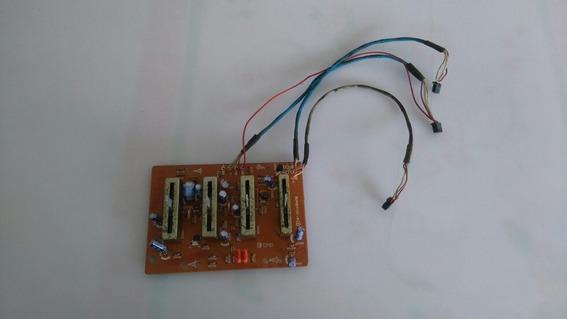 Placa Equalizador Som Panasonic Ss-6100