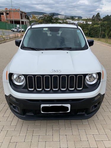 Jeep Renegade 2018 1.8 Sport Flex Aut. 5p