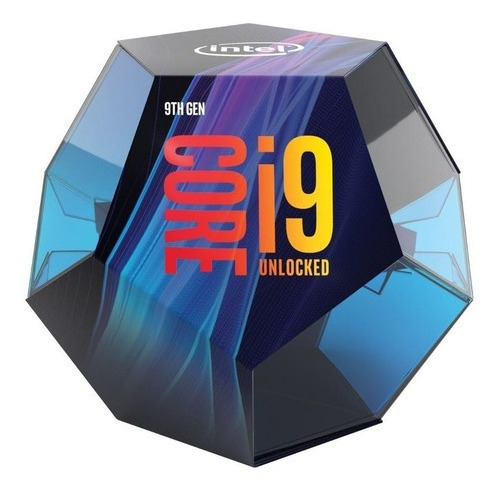 Processador Intel Core I9-9900k 9ª Ger 3.60ghz 16mb Lga 1151