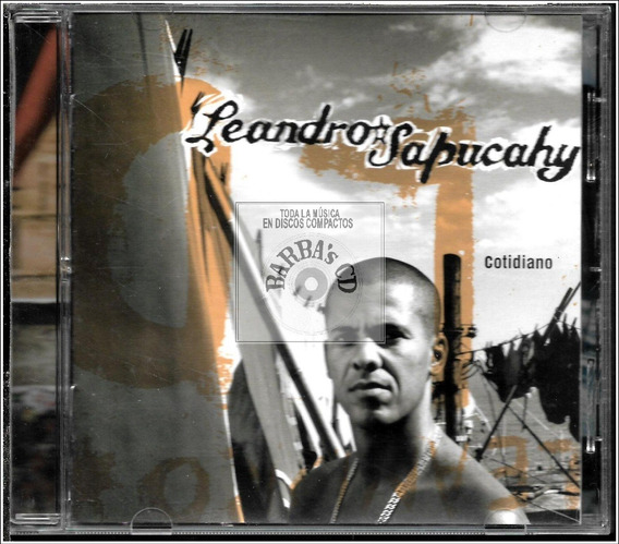 Leandro Sapucahy - Cotidiano ( Como Nuevo+, Promo )