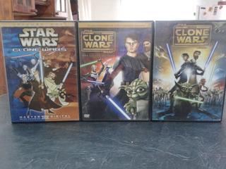 Star Wars-coleccion-the Clone Wars-dvd-2005