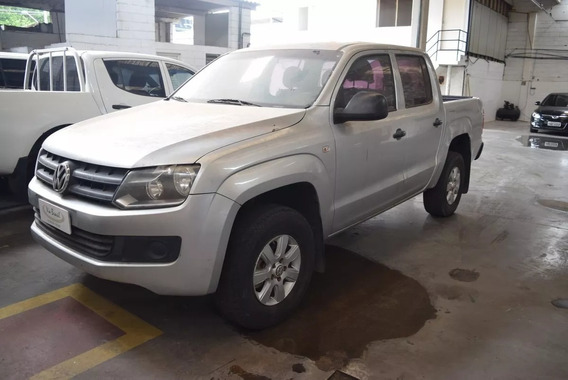 Volkswagen Amarok Cd Se 4x4 Manual 2012 - Avariada