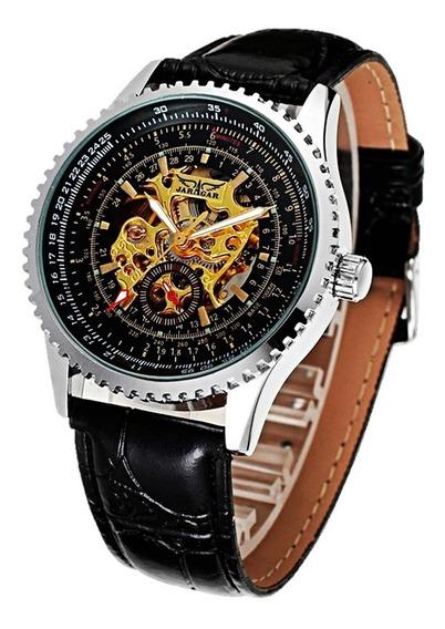 Reloj Hombre Automatico (no Usa Pilas) - Original Importado