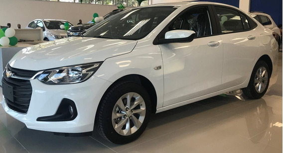 Chevrolet Onix Lt Plus 1.0 Turbo Flex 2019 / 2020 0km