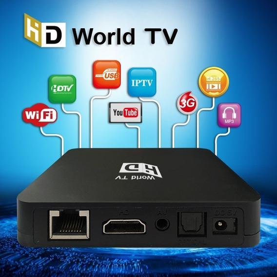 Smart Tv Box H7pro 4k Uhd 2gb 16gb Rom Octacore Bluetooth